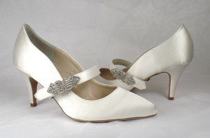 Angela Nuran Elegance Wedding Shoes