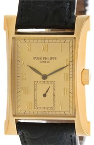 Patek Philippe Patek Philippe Pagoda Mechanical 18K Yellow Gold Limited Watch 5500J
