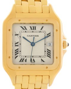 Cartier Cartier Panthere XL 18K Yellow Gold Date Quartz Watch W25014B9