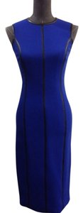 Michael Kors Blue Tags 2 Dress