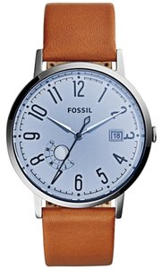 Fossil New! Fossil Women's Vintage Muse Tan Leather Strap Watch 40mm ES3975