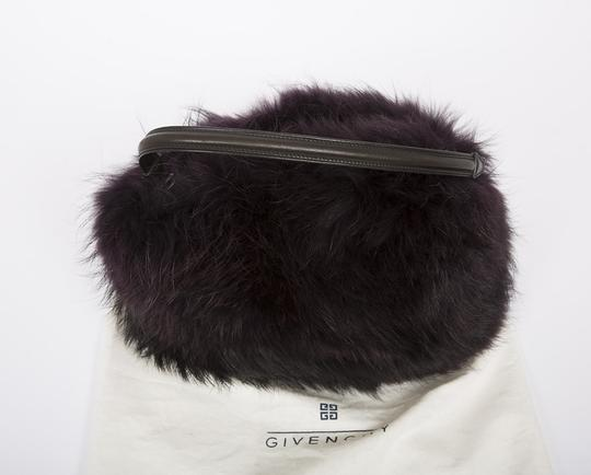 Givenchy Fur Fur Fur Fox Raccon Shoulder Bag
