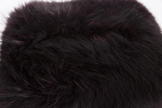 Givenchy Fur Fur Purse Fur Fox Raccon Shoulder Bag