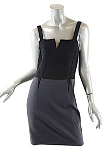 Narciso Rodriguez Color Block Dress