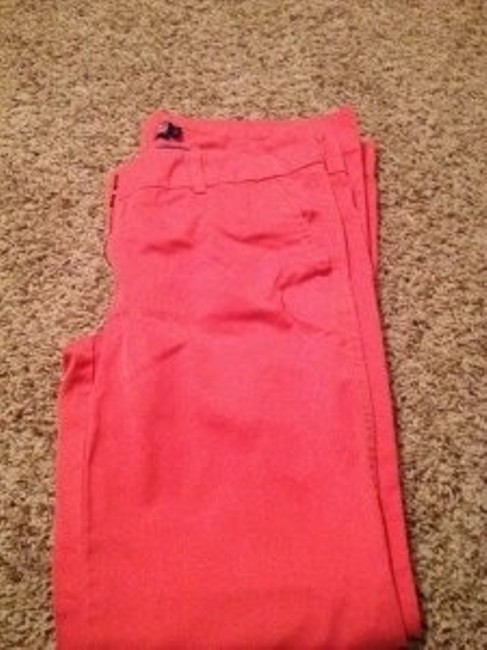Vineyard Vines Straight Pants Pink/Salmon/Coral