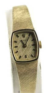 Rolex Vintage 14k Rolex ladies dress watch