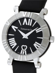 Tiffany & Co. Tiffany & Co. Atlas Z1300.11.11A10A41A Black Dial Lady's Watch