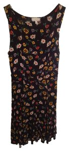 Just Ginger short dress Multi (black, red, green, purple, yellow) on Tradesy
