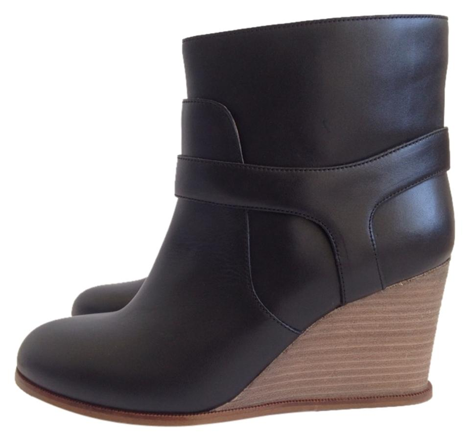 532be1aef4e24 MM6 Maison Martin Margiela Ankle Boots  Black Boots Booties. Size  US 8  Regular (M ...