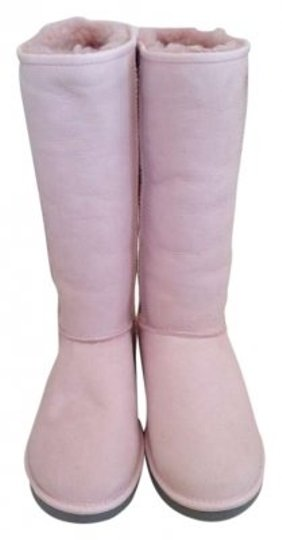 Preload https://item3.tradesy.com/images/ugg-australia-baby-pink-classic-tall-custom-made-bootsbooties-size-us-9-138062-0-0.jpg?width=440&height=440