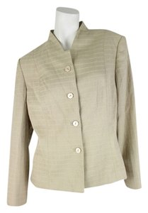 Larry Levine Beige Jacket