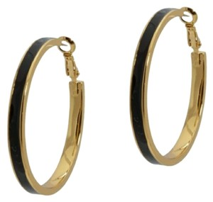 Kate Spade Kate Spade New York Bar None Hoop Earrings