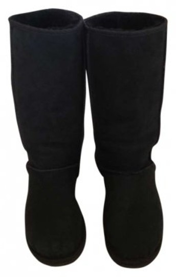 Preload https://img-static.tradesy.com/item/138070/tylie-malibu-black-gently-used-tall-classic-custom-made-ugg-bootsbooties-size-us-10-0-0-540-540.jpg