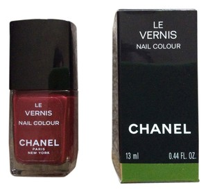 Chanel Nail Polish Colour Ruby Slipper 156.561