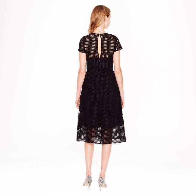 J.Crew Eyelet Lined Collection Knee-length Dress