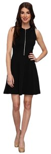 MICHAEL Michael Kors short dress Black Zipper New With Tags 14 on Tradesy