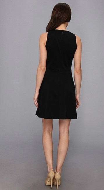 MICHAEL Michael Kors short dress Black Zipper New With Tags 14 Designer on Tradesy