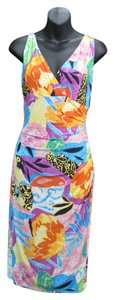 Ralph Lauren short dress MULTI Sleeveless Nwt on Tradesy