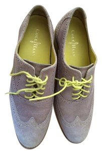 Cole Haan Oxford Neon Taupe Boots