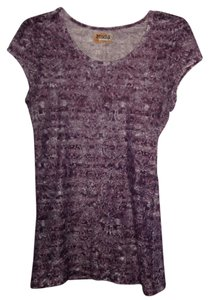 Mudd Top Purple