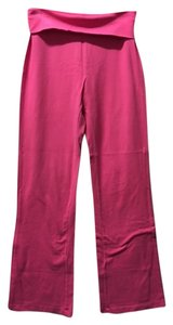 Moda International Yoga Lounge Wide Leg Pants Pink