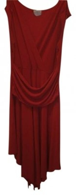 Preload https://item1.tradesy.com/images/papaya-red-high-low-cocktail-dress-size-8-m-138100-0-0.jpg?width=400&height=650