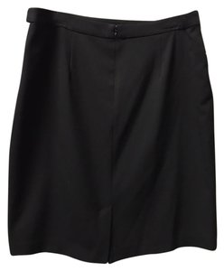 Calvin Klein Work Suit Skirt Black