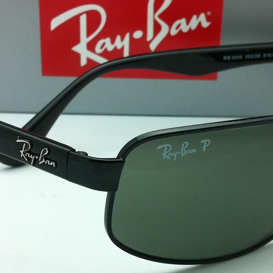 ca91ac142cc Ray Ban Sunglasses Rb3445 Color 002 58