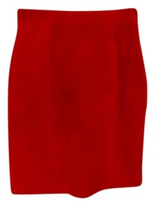 Global Identity Skirt Red