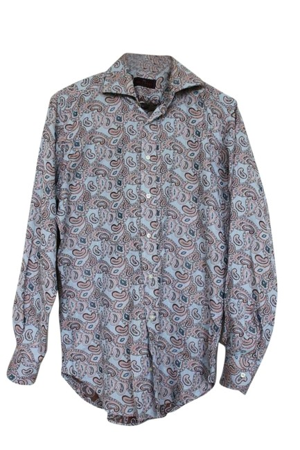 Preload https://item4.tradesy.com/images/etro-button-down-top-size-14-l-138118-0-0.jpg?width=400&height=650