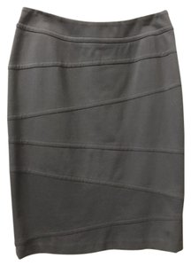 INC International Concepts Mini Stretch Mini Skirt Black