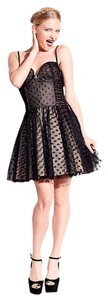 Betsey Johnson Cocktail Party New With Tags Size 8 Designer Dress