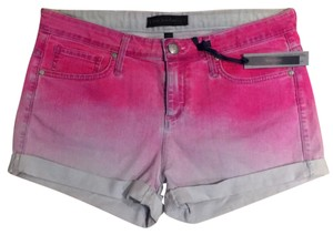 Juicy Couture Mini/Short Shorts Ultra fuchsia dip dye