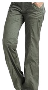 Z. Cavaricci Boot Cut Pants Green