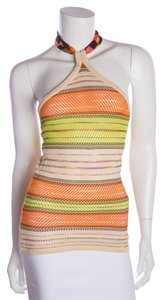 Missoni Multicolor Halter Top