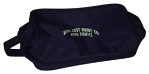 Other Kids Just Want to have fun travel cosmetic bag