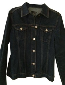 For Joseph Denim Vintage Jeans Blue Denim Jacket