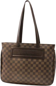 Louis Vuitton Large Shopping Diaper Lv Tote in Brown