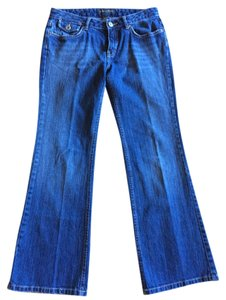 Banana Republic Boot Cut Jeans-Medium Wash