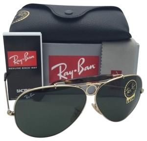 628822eac2a1f Ray-Ban New RAY-BAN Sunglasses RB 3138 SHOOTER 181 62-09 Gold