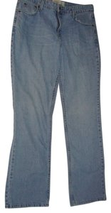 Levi Signasure Boot Cut Jeans-Dark Rinse