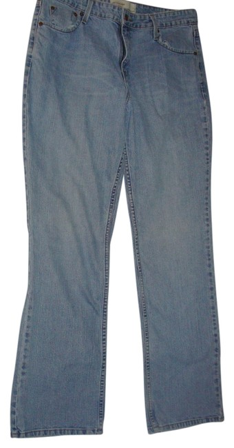 Levi Signasure Boot Cut Jeans-Medium Wash
