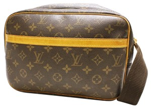 Louis Vuitton Reporter Travel Luggage Lv Shoulder Bag