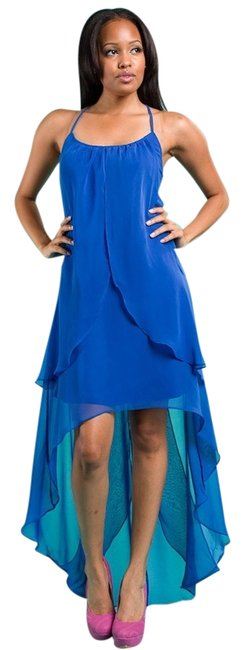 Marineblu Dress