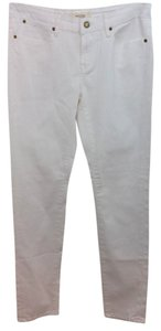Andrea Jovine Workshop Jeans Skinny Pants White