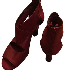 Aerosoles Red Wedges