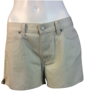 Gap New Low Waist Shorts Khaki