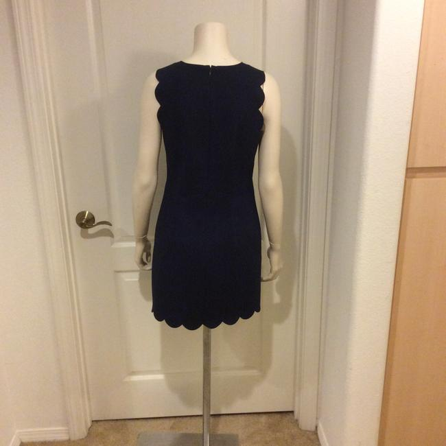 J.Crew Simple Scalloped Beauty Dress