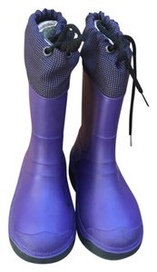 Kamik Child Kids Children Children's purple Boots