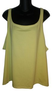 Eileen Fisher Plus-size Top Yellow